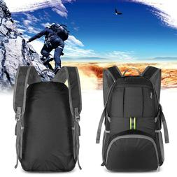 Water Resistant Hiking Daypack Small Backpack Handy Foldable