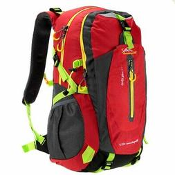 Waterproof Outdoor Sports 40L Hiking Camping Backpack Bag fo