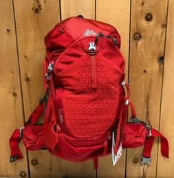 Gregory Women's Jade 33 Backpack Hiking Day Pack Poppy Red S